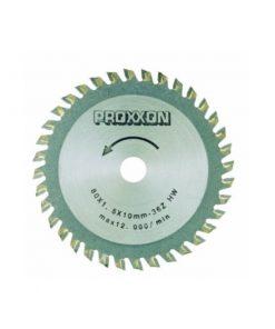 Carbide tipped saw blade PROXXON 28732
