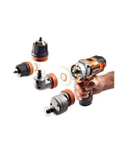 BBS 12C2 Li-202C KIT 1 / 12 V 2-Speed Drill Driver AEG