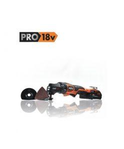 AEG OMNI 18C / 18 V Multi-Tool