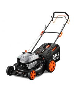 BAX Gasoline Lawn Mover Self - Propelled 6HP 4 IN 1 (511BS)