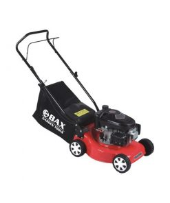 BAX Gasoline Lawn Mover Hand - Pushed 3HP (B-400)