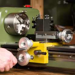 Lathe and milling systems